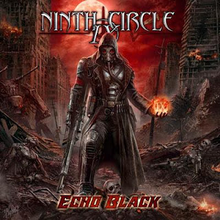 "Ο δίσκος των Ninth Circle ""Echo Black"""