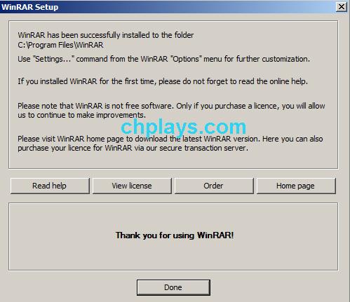 Cách cài đặt WinRAR 5.71 đơn giản nhất 3