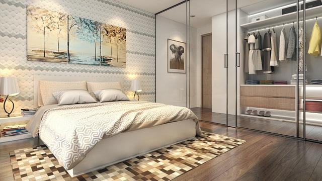 Thiết kế căn hộ Eco-green city