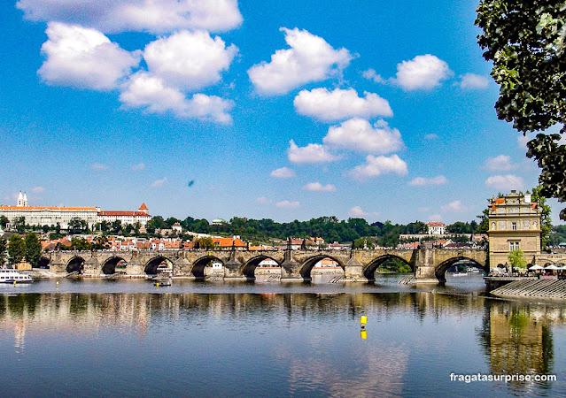 Ponte Carlos (Karlův most), Praga,República Tcheca