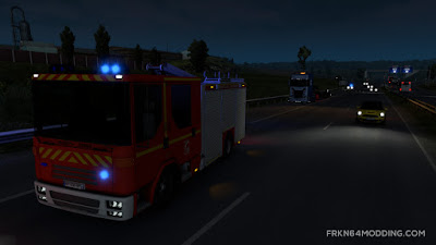 Realistic Vehicle Lights Mod v6.0 (by Frkn64)
