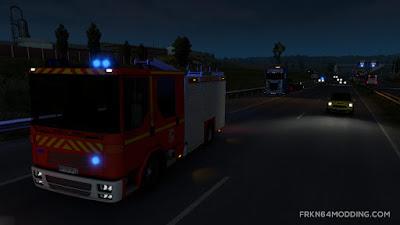 Realistic Vehicle Lights Mod v6.0 (by Frkn64)