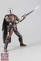 Star Wars Black Series The Mandalorian Carbonized Collection 28