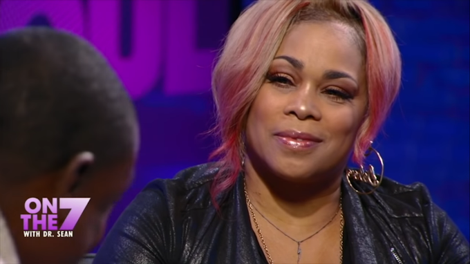 Days' Tionne T-Boz Watkins Gets Emotional Talking About Her Son! (VIDEO)