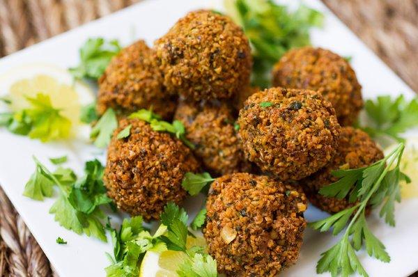 Mediterranean Hot Mezze: Hot Appetizers