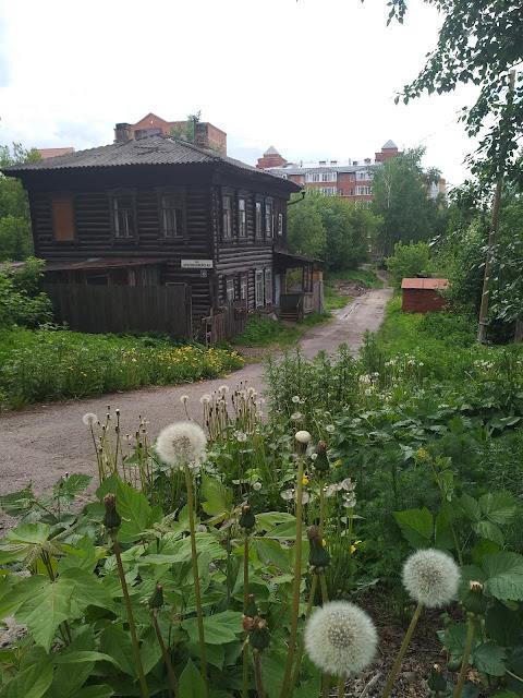 Томск, архитектура, достопримечательности,