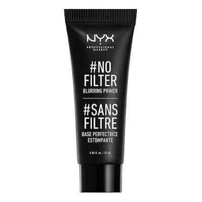 NYX Professional Makeup #No Filter Blurring  Face Primer