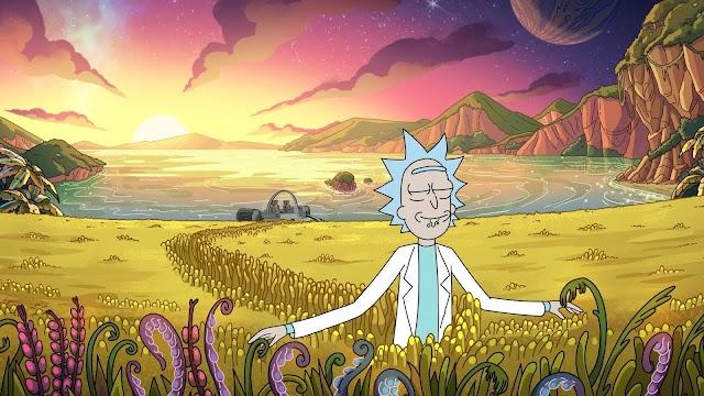 Μάθαμε πότε έρχεται το δεύτερο μισό της 4ης σεζόν του Rick and Morty !