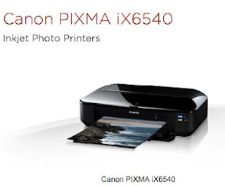 Canon PIXMA iX6540 image