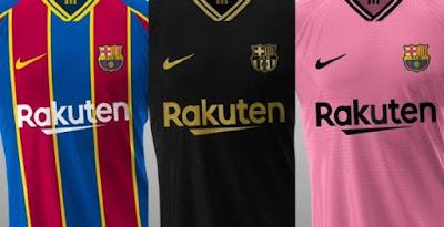 تسريبات قميص برشلونة في الموسم المقبل