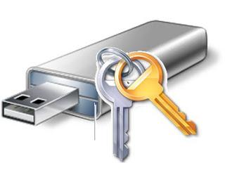 cara paling mudah memberi password pada flashdisk