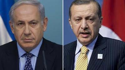 اردوغان واسرائيل