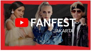 Antisipasi Keamanan Jelang Pelantikan Presiden, YouTubeFanFest Ditunda