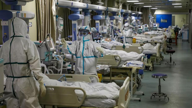 coronavirus death, pandemic