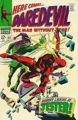 Daredevil #42, the Jester