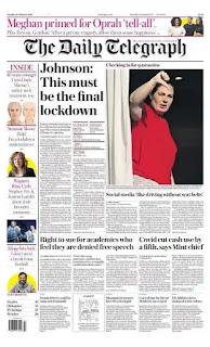 دايلي تليغراف The Daily Telegraph