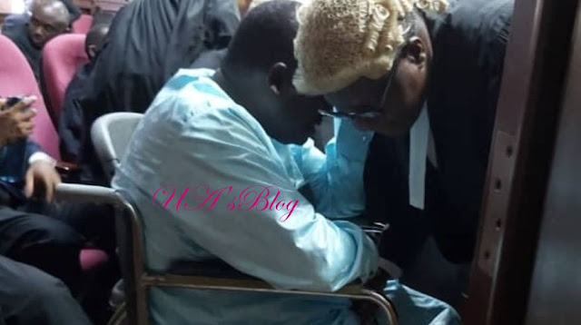 Maina Can't Walk, He May Soon Become Paralysed - Family Cries Out
