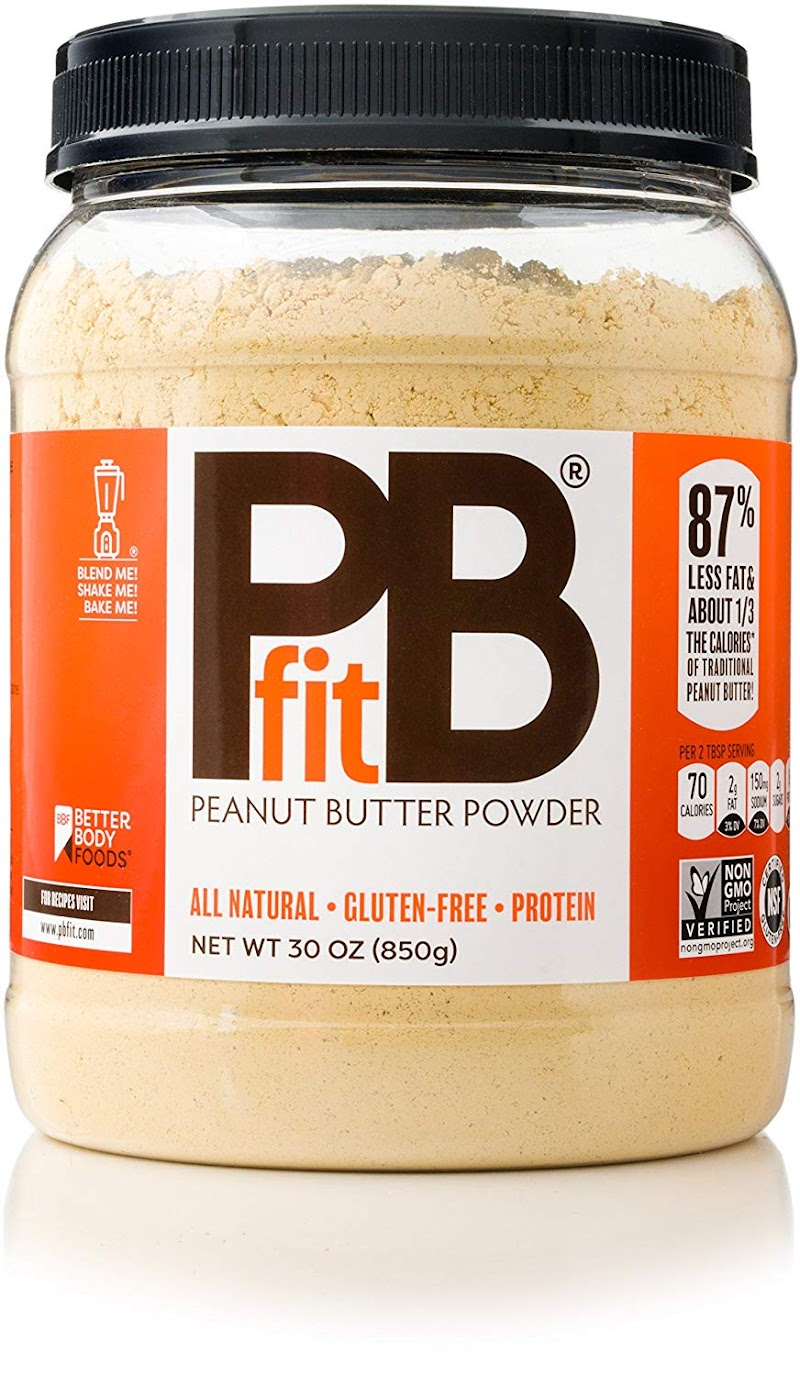 AMAZON - PBfit All-Natural Peanut Butter Powder 30 oz. 8g of Protein
