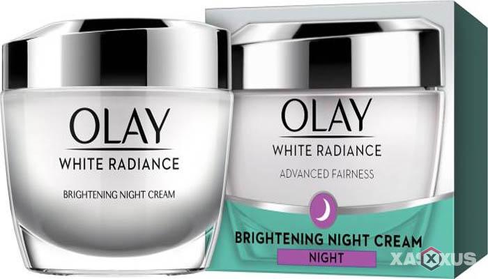 Cream pemutih wajah yang aman dan bagus - Olay White Radiance