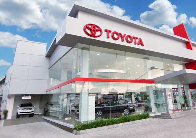 Dealer Toyota Banjarmasin yang Bagus