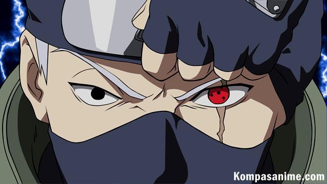 Fakta Menarik tentang Kakashi Hatake