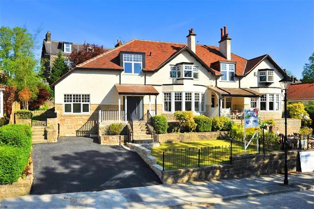 Harrogate Property News - 5 bed semi-detached house for sale Brunswick Drive, Harrogate, North Yorkshire HG1