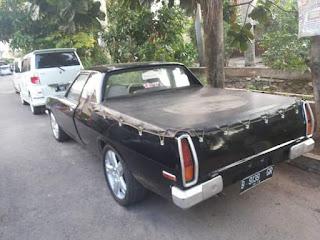 Dijual Holden Pickup Belmont HQ Pajak Tidur ...M