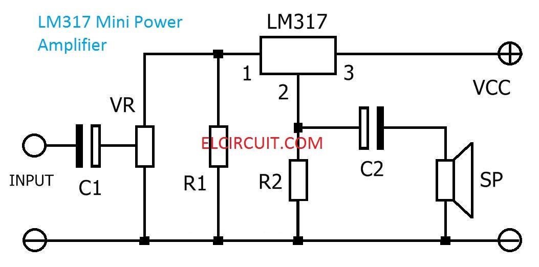mini circuits amplifier