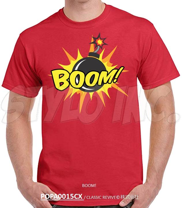 POPA0015CX BOOM!