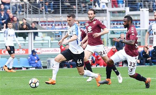 Sa lầy ở Turin, Inter bỏ lỡ thời cơ bằng vàng 1