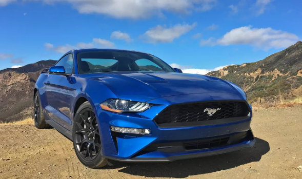 2018 Ford Mustang 2.3L EcoBoost Manual Review