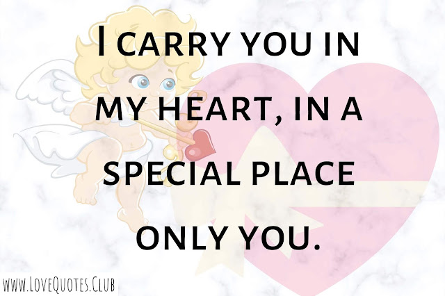 love you baby quotes for him