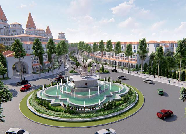Dự án Sunshine Wonder Villas Ciputra chính sách và tiến độ thanh toán