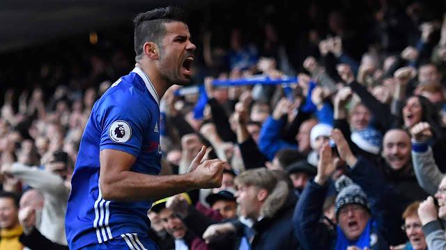 Diego Costa muốn được tăng lương để một lòng với Chelsea