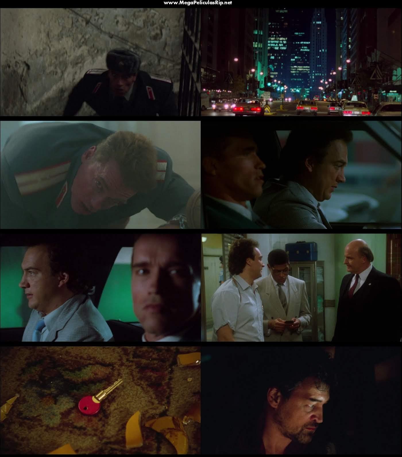 Infierno Rojo 1080p Latino