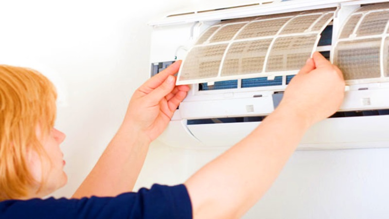 How to Clean AC Filters