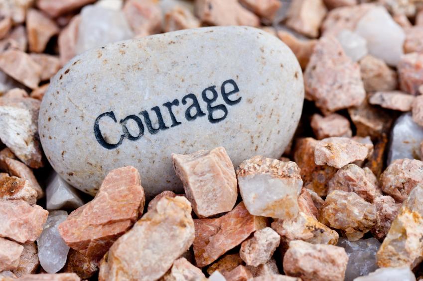 Viết bài tiểu luận tiếng anh về Lòng can đảm