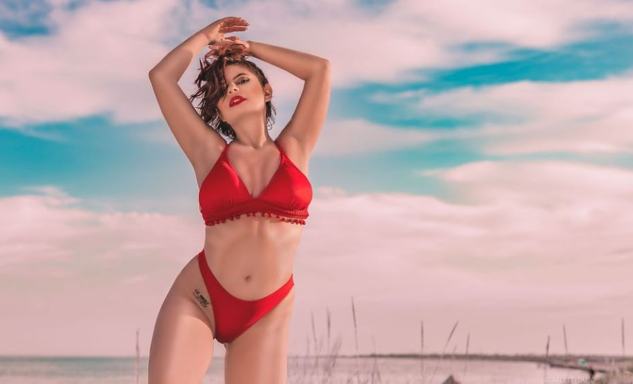 ScarlettFlame Model GlamourCams