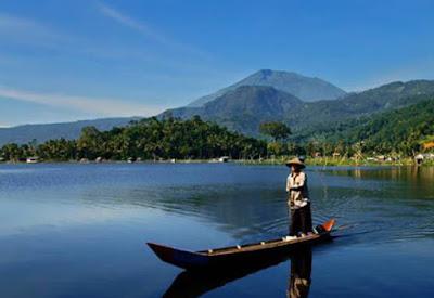 Spot Wisata Rawa Pening Semarang