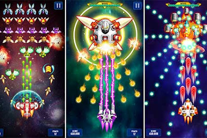 Space Shooter: Galaxy Attack Mod 1.383 Apk (Unlimited Money)