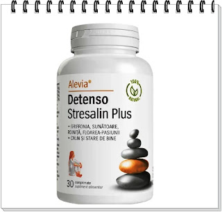 DETENSO Stresalin Plus forum pareri remedii naturale
