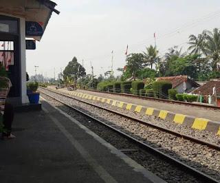 Stasiun Cisaat, Sukabumi