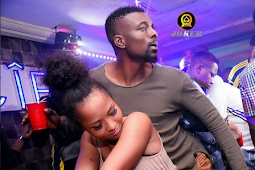 See What This Guy And A Lady Are doing On The Dance Floor