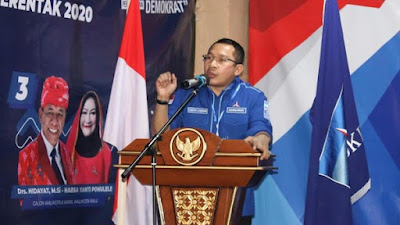 PD Sindir Ketua Kader Muda Demokrat: Padahal Sepakat Setia ke AHY!