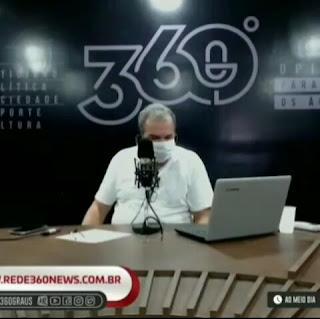 Radialista comenta sobre Guarabira e diálogo do dep estadual Raniery com secretário de saúde