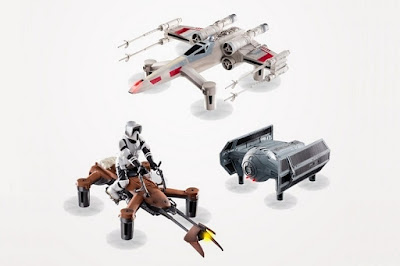 Funky Gifts and Toys - Star Wars Battling Drones