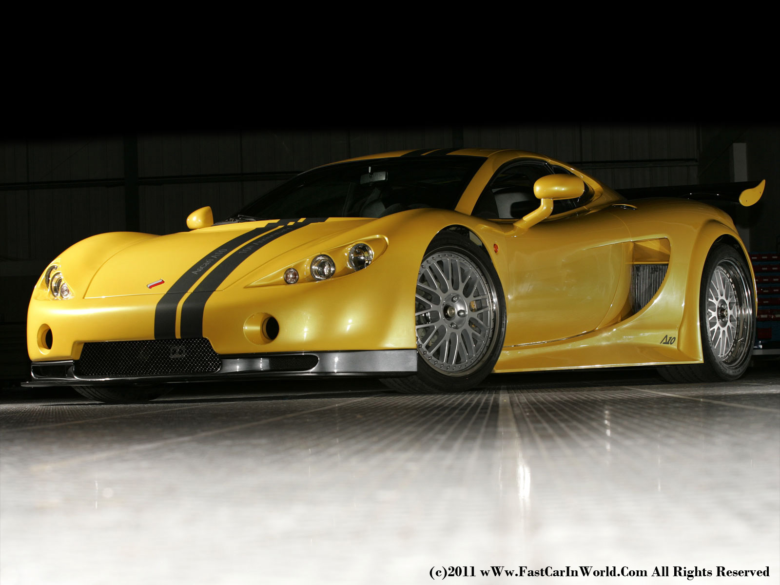 Fastest Car In The World World S Top Ten Fastest Cars