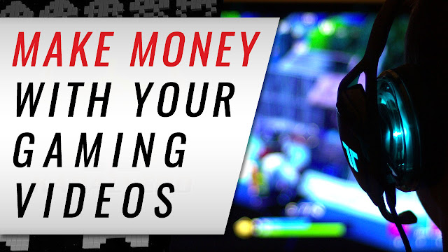 How To Make Money With Your Non-Partnered Youtube Gaming Channel or Videos!