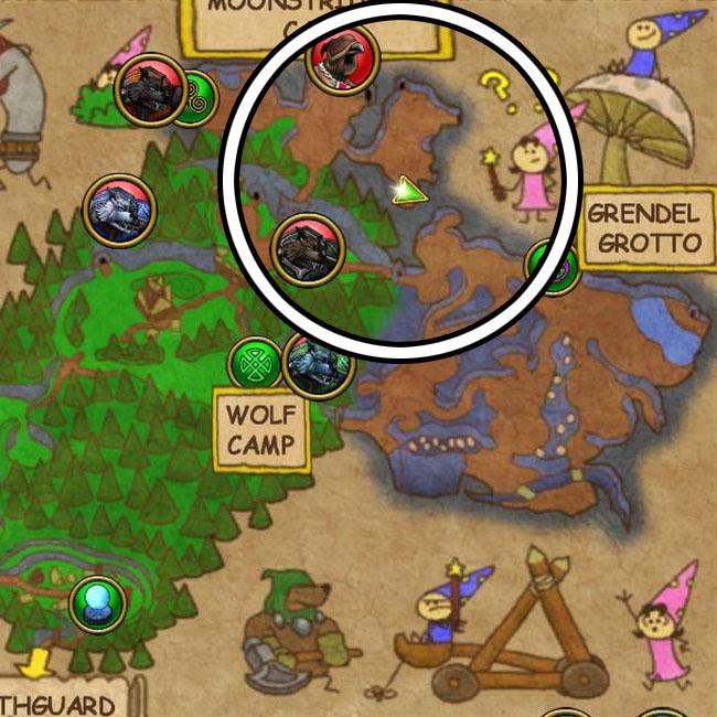 Grizzleheim Zeke Quest Guide: Yardbirds | Wizard101