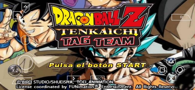Dragon Ball Super TTT MOD BT3 ISO With Permanent Menu